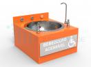 Bebedouro Acessível Acqua Para Pessoas Com Deficiência
